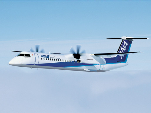ANA Signs Five Year Component Solutions Agreement With De Havilland Canada