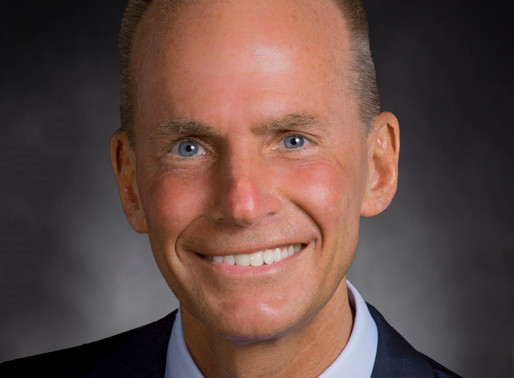 Boeing CEO Dennis Muilenburg Testifies Before the U.S. Senate on Aviation Safety and Future of MAX