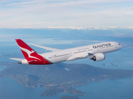 Qantas Group Cuts International Capacity by 90 Percent, Domestic Capacity by 60 Percent Until May
