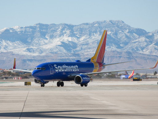 Southwest Airlines Publishes Flight Schedule Through January 4th With Focus on Business Travelers
