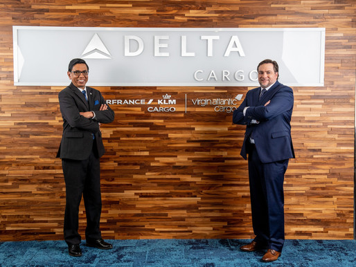Delta Air Lines Bolsters Cargo Leadership; Announces Key Additions to Leadership Team