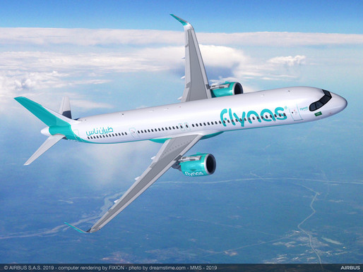 Flynas Adds 10 New Destinations to Their Summer 2020 Schedule
