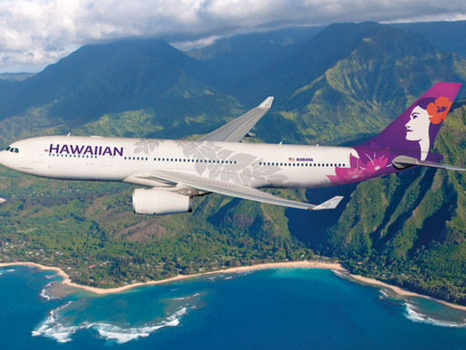 Hawaiian Airlines Celebrates New Service Between Honolulu and Fukuoka, Japan