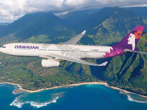 Hawaiian Airlines Celebrates New Service Between Honolulu and Fukuoka, Japan