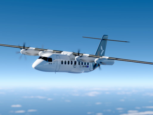 Finnair Signs Letter of Interest to Acquire up to 20 Heart Aerospace Electric ES-19 Aircraft.