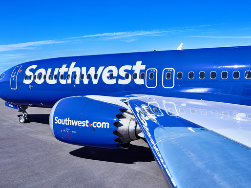 Southwest Airlines to Serve Fresno and Santa Barbara in the Heart of California