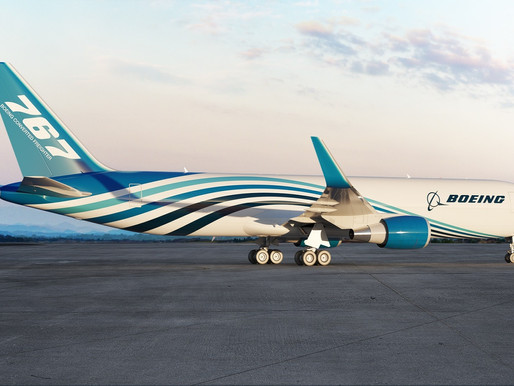 Boeing to Add Two New 767-300BCF Lines at GAMECO in Guangzhou, China