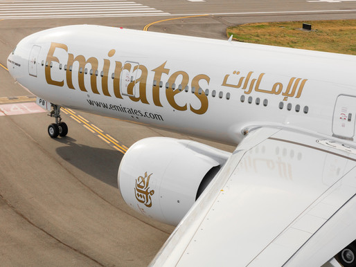 Emirates Launches Complimentary Industry-First Expanded Multi-Risk Travel Insurance Coverage