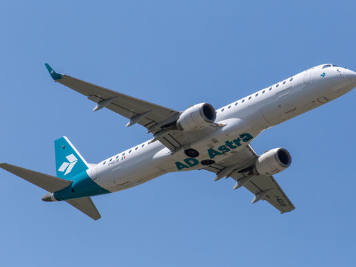 Air Dolomiti to Launch New Service From Frankfurt to Ronneby and Kalmar in Sweden