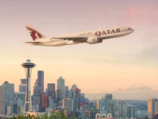 Qatar Airways Accelerates Launch of Seattle Service to January 29, 2021