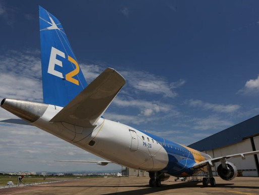 Embraer Reports Adjusted Q4 Net Loss of $12.5 Million, FY 2020 Adjusted Net Loss of $464 Million