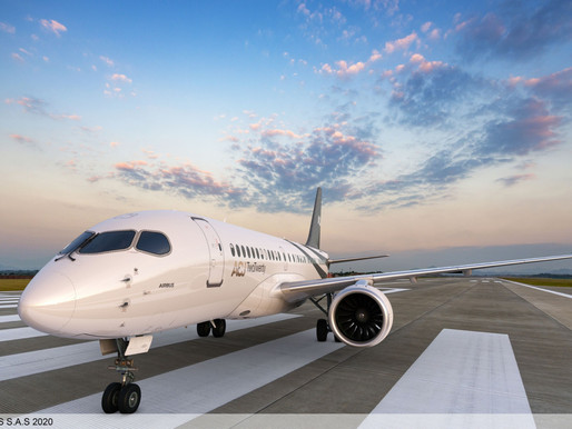 Airbus Corporate Jets Launches ACJ TwoTwenty, Receives First Six Orders