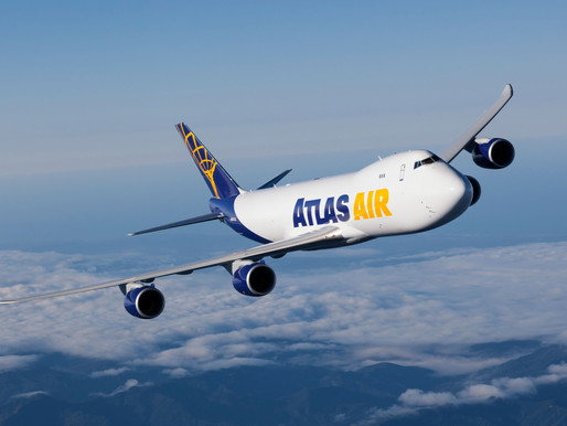 Atlas Air Worldwide Reports Second Quarter Net Income of $107 Million or $3.53 per Diluted Share
