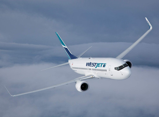 WestJet Updates Winter Schedule With Service to More Sunny Destinations