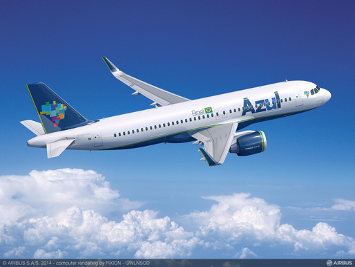 Azul Suspends All International Flights, Will Cut Capacity by up to 50 Percent in April