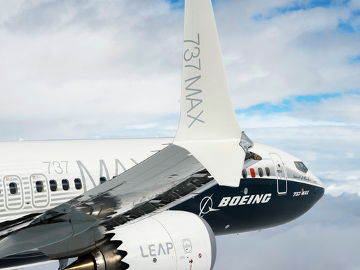 "Opinion:  International Civil Aviation Regulatory Authorities ""Chill"" Boeing 737 Max Recertification"