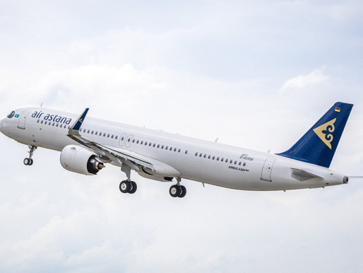 Air Astana Will Launch New Service Between Almaty and Batumi, Georgia From May 15th, 2021