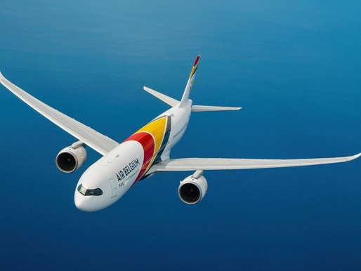 Air Belgium Takes Delivery of Their First of Two Airbus A330-900s On Order