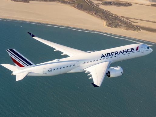 Air France to Triple Domestic Network Capacity This Holiday Season