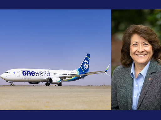 Alaska Airlines Appoints Toni Freeberg as new Managing Director of Sales