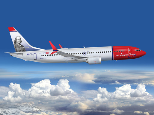 Norwegian Air's Pilot and Cabin Crew Subsidiaries in Sweden and Denmark File for Bankruptcy