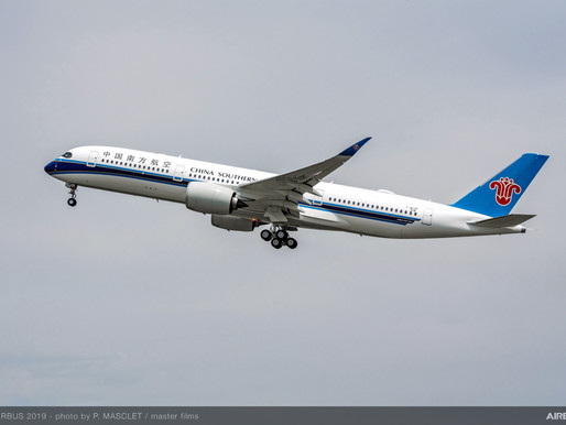 China Southern Airlines Completes Transitional Work For January SkyTeam Exit