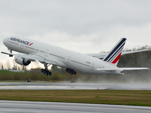 Air France Announces Service to the French Caribbean From Paris-CDG and Paris-Orly for Winter 2020