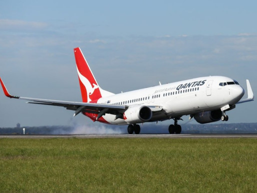 Qantas to Launch 'Scenic Flight to Somewhere' After Successful Seven Hour Scenic Tourism Flight