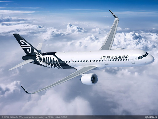 Air New Zealand Announces 85 Percent Capacity Reduction on Long Haul Flights in Coming Months