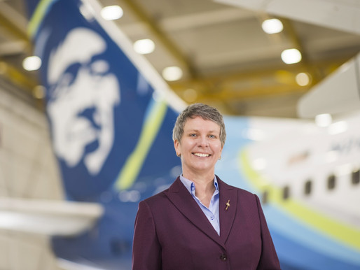 Alaska Airlines Appoints Constance von Muehlen as Chief Operating Officer