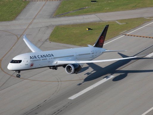 Air Canada to Offer Service to Hawaii From Four Canadian Gateways for Winter 2022