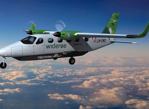 Rolls-Royce and Tecnam Team With Widerøe on All-Electric Aircraft for Delivery in 2026
