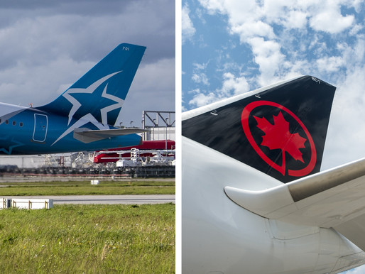 Air Canada and Transat Mutually Terminate Proposed Acquisition Agreement