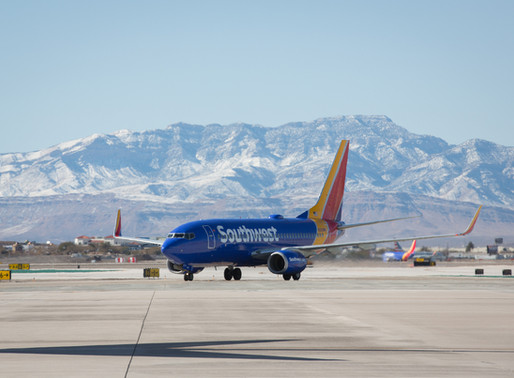 Southwest Airlines Reports Record Third Quarter Revenue of $5.6B, Record Net Income of $659M