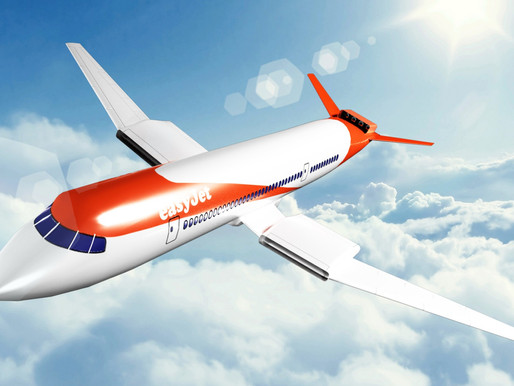 EasyJet Partner Wright Electric Selected by U.S. Department of Energy Electric Aircraft Program