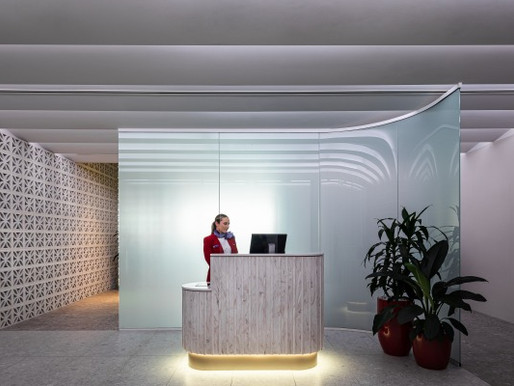 Virgin Australia Opens New Lounge of the Future in Adelaide