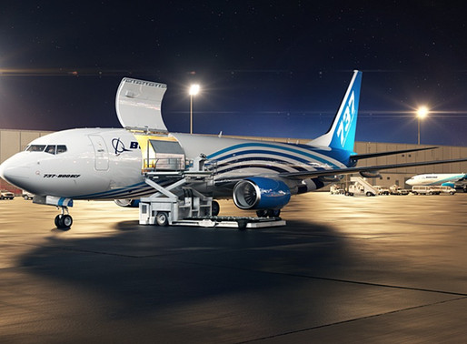 Aircraft Finance Germany Orders Two 737-800 Boeing Converted Freighters