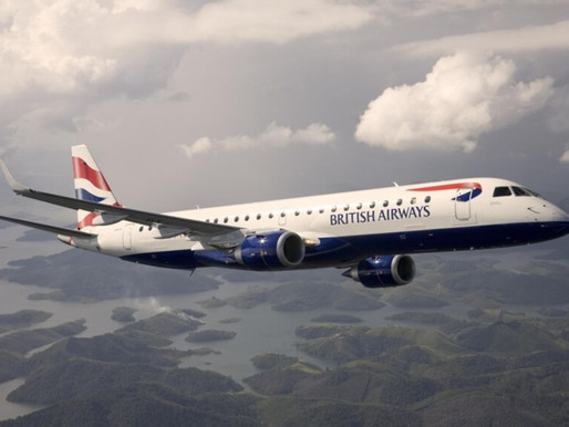 British Airways Launches Flights From London City to Jersey and Gibraltar
