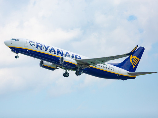 Ryanair to Launch New Route Between London Stansted and Oradea, Romania From December