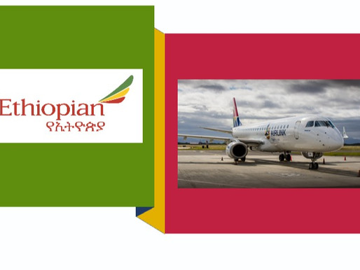 Ethiopian Airlines Inks Interline Agreement With South Africa's Airlink