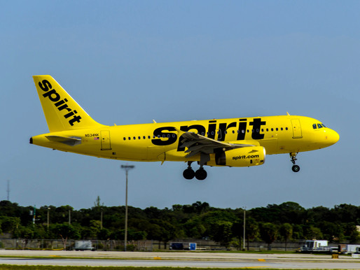 Spirit Airlines to Resume International Service From Orlando in December