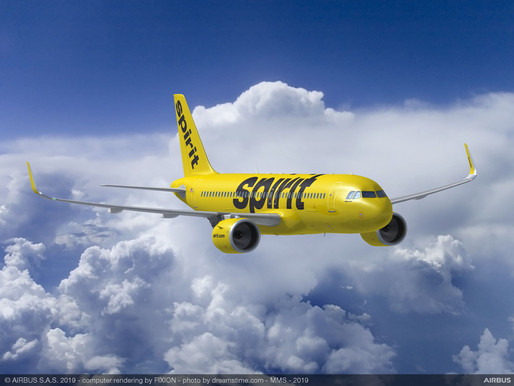 Spirit Airlines Adds Miami International Airport as Their Third South Florida Option