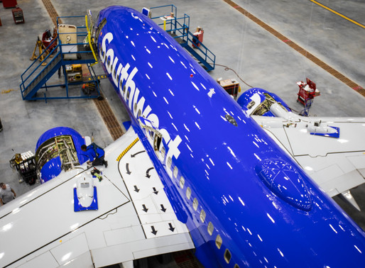 Southwest Airlines Announces the Opening of Their Largest-Ever Tech Ops Facility at Houston-Hobby