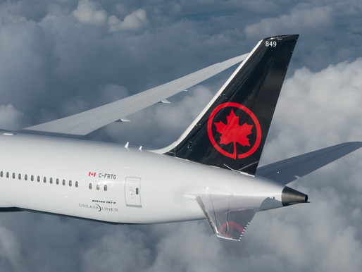 Air Canada Reports Second Quarter Net Loss of $1.2 Billion on 59 Percent Revenue Increase to $837 M