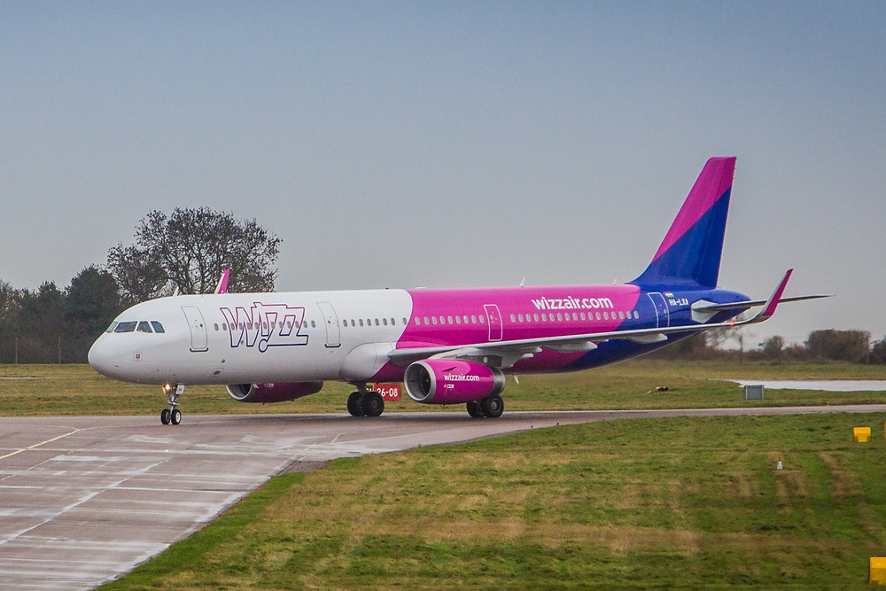 Wizz Air Announces New Doncaster Sheffield Airport Base And Major Expansion With Seven New Routes