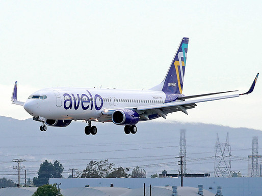New U.S. Ultra-Low-Cost Carrier Avelo Airlines Prepares for Takeoff From Burbank