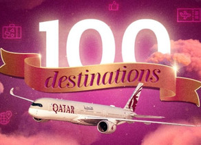 Qatar Airways Expands Network to 100 Destinations With Resumption of Service to Sofia, Bulgaria