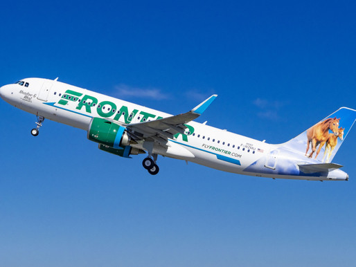 Frontier Airlines Launches New Service Between Denver and Kalispell, Montana