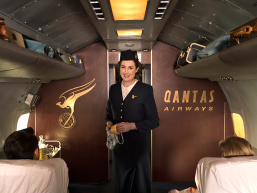 Qantas Centenary in Full Swing With Nostalgic Safety Video and Traveling Exhibition