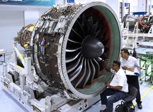 Air India Engineering to Perform MRO Services in Support of Pratt & Whitney GTF Maintenance